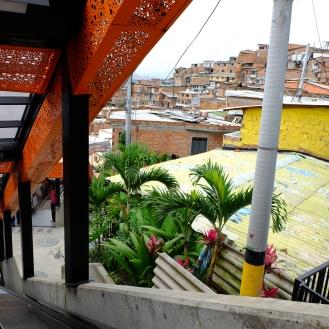 Escalators Comuna 13